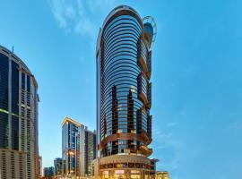 Crowne Plaza Doha West Bay, hotel near Qatar International Exhibition Center, Doha
