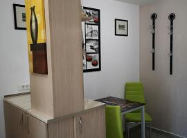 apartament parc cetate, apartment in Alba Iulia