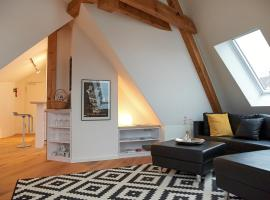 Lofts in Hannover, Ferienwohnung in Hannover