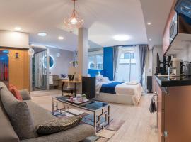 MV Suite & Spa, appartement à Reims