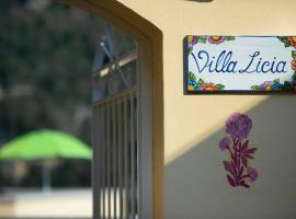 Casa Licia, hotel with pools in Positano