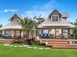 Bluewater on the Beach, vacation home in Byron Bay