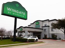 Wingate by Wyndham - DFW North, hotel cerca de Aeropuerto internacional de Dallas-Fort Worth - DFW, Irving