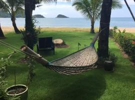 Absolute Beachfront Villa, resort in Ko Chang