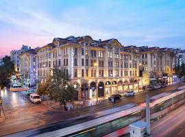 Crowne Plaza Istanbul - Old City, an IHG Hotel, hotel in Istanbul