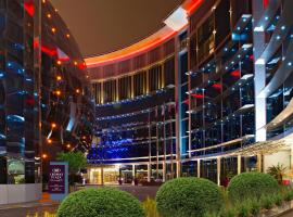 Crowne Plaza Doha - The Business Park, hotel near Hamad International Airport - DOH, Doha