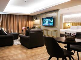 Barito Mansion, hotel dekat Komplek Gelora Bung Karno, Jakarta