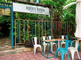 Uyen's House, hotel in Con Dao