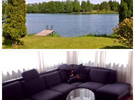 Ferienpark Tannenbruchsee, Ferienwohnung mit Hotelservice in Neustadt am Rübenberge