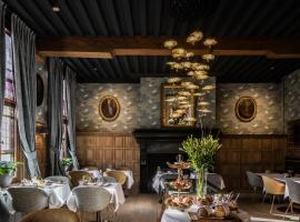 Hotel De Orangerie - Small Luxury Hotels of the World, hotel dicht bij: Lampenmuseum Lumina Domestica, Brugge