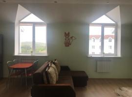 Apartment Stefania from Altynai, отель в Зеленой Поляне