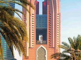 Bab Al Qasr Residence, căn hộ ở Abu Dhabi