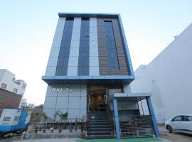 Hotel Raj Shree, hotel near Taj Mahal, Agra