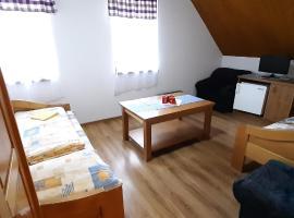 Penzión Jánošíkova Krčma, hotel v Ružomberku