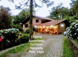 Nanda's House Pousada, homestay in São Francisco de Paula
