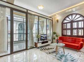 The Lakeside - West Lake Lotus Apartment, căn hộ dịch vụ ở Hà Nội