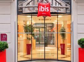 ibis Paris Opera La Fayette, Ibis hotel in Paris
