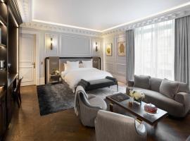 Hôtel Particulier Villeroy, hotel near Modern Art Museum, Paris