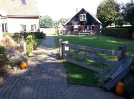 Natuurlogies Buurse Buiten, hotel in Haaksbergen