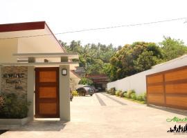 Alinchlo hotel, hotel sa Legazpi
