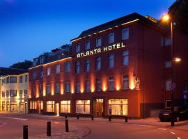 Hotel Atlanta, hotel in Valkenburg