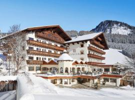 Hotel Singer – Relais & Châteaux, hotel with pools in Berwang