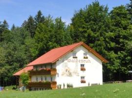 Pension Waldesruh, Hotel in Sankt Oswald