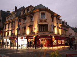 Hotel du Cygne, hotel in Beauvais