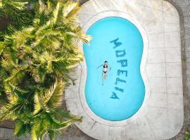 Hotel Mopelia - El Tunco