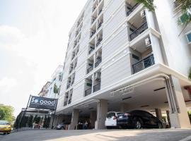So good Hotel Bangkok, hotel near Crystal Design Center, Bangkok