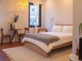 Rail Park Downtown Studio, Amazing Views, CONTACTLESS CHECK-IN, pet-friendly hotel in Philadelphia