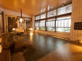 Dormy Inn Gifu Ekimae, hotel in Gifu