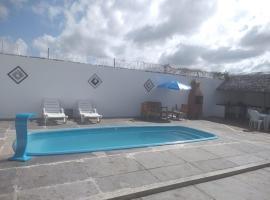 Casa de Dona Diana, accessible hotel in Barreirinhas