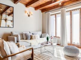 Apartamento en Baqueira cota 1700 con garaje y wifi, ski resort in Baqueira-Beret