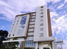 Figueiras Hotel & Eventos, hotel in São Miguel d'Oeste