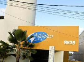 Flat Beira Mar Ponta Negra, self catering accommodation in Natal