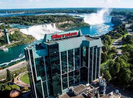 Sheraton on the Falls, hotel i Niagara Falls