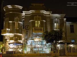 Casa Falleri Boutique Hotel, hotel in Barranco, Lima