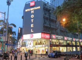 Bitz Bintang Hotel, hotel in Bukit Bintang, Kuala Lumpur