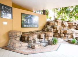 Sierra Burgers Park Hotel, hotel near UNISA, Pretoria