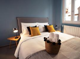 Zefiro Suites, bed & breakfast a Palermo