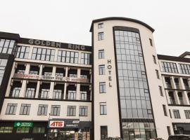 GOLDEN RING, hotel in Ternopil