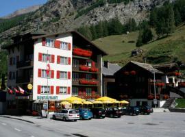 Roby, hotel in Saas-Grund