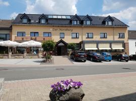 Hotel Restaurant Zur Neroburg, hotel near Scharteberg mountain, Neroth