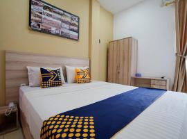 SPOT ON 2869 Ionia Homestay, hotel in Palembang