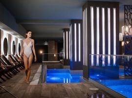 Afrodita Resort & SPA, family hotel in Băile Herculane