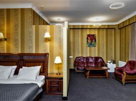 Hotel Sololaki, pet-friendly hotel in Tbilisi City