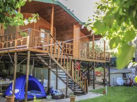 Cirali Camping Mustafa Nacakci, загородный дом в городе Чиралы