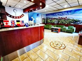 Hotel Granada, pet-friendly hotel in Ostrów Wielkopolski