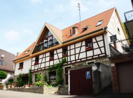 Brunnenhof Randersacker - das kleine Hotel, hotel near Botanic Garden Würzburg, Randersacker